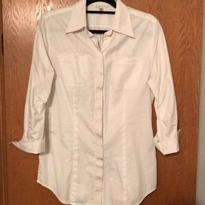 Cabi button down blouse